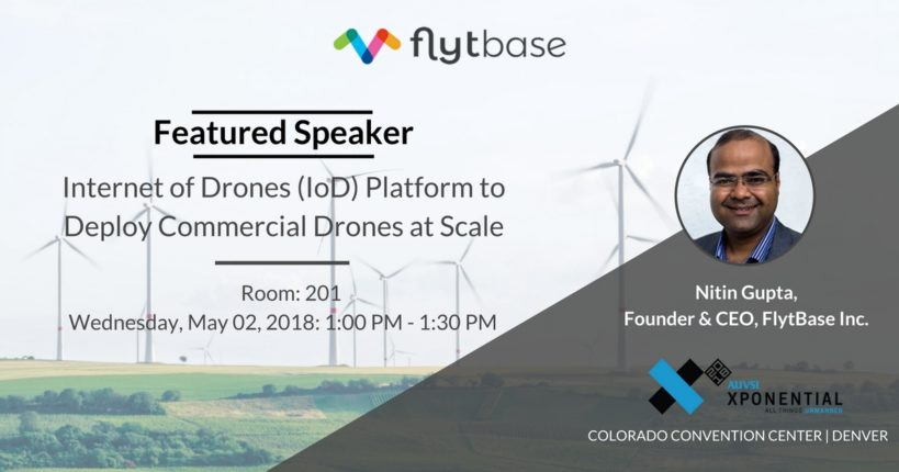 Internet of Drones Overview